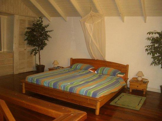 Villa Marie Guesthouse:                   mezzanine bedroom