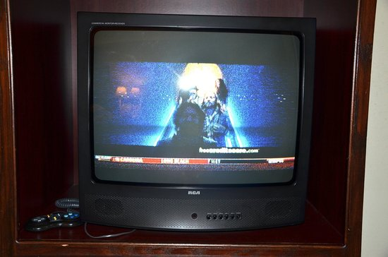 Mission Valley Resort:                   T.V. w/ video game controller