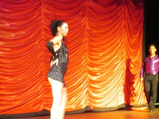 Allegro Papagayo :                   Karen, Dancer and Fitness Instructor