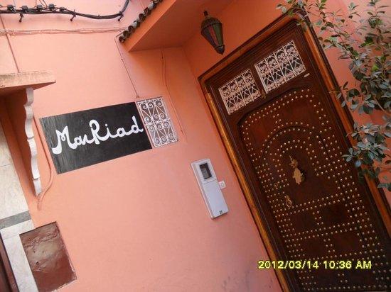 MonRiad:                   ingresso
