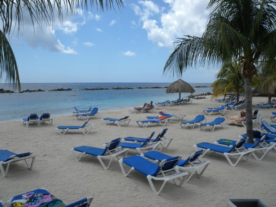 Sunscape Curacao Resort Spa & Casino - Curacao:                   Main beach