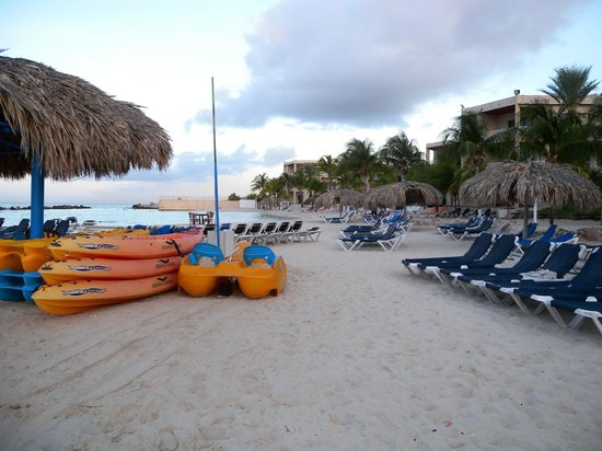 Sunscape Curacao Resort Spa & Casino:                   Watersports centre