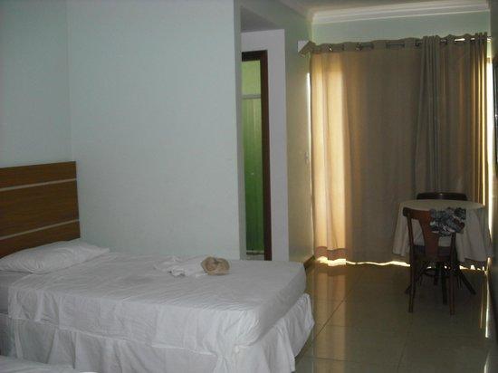 Sunshine Praia Hotel:                   Habitacion