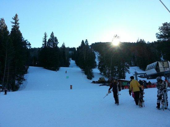 Sipapu Ski & Summer Resort:                   Near the ski lift