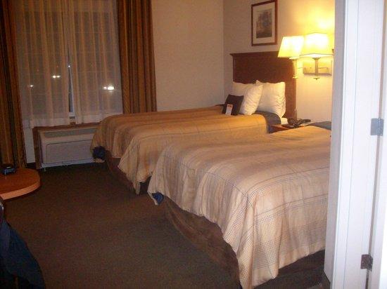 Candlewood Suites Santa Maria: Room #409, Candlewood Suites, Santa Maria California