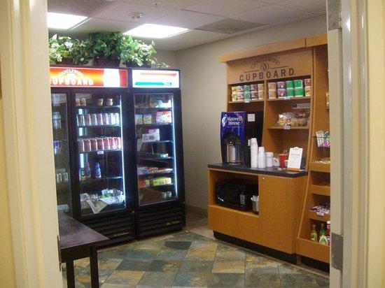 Candlewood Suites Santa Maria, CA: On-Site Convenience Store, Candlewood Suites Santa Maria California