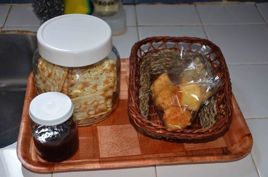 de Luna: Frühstück