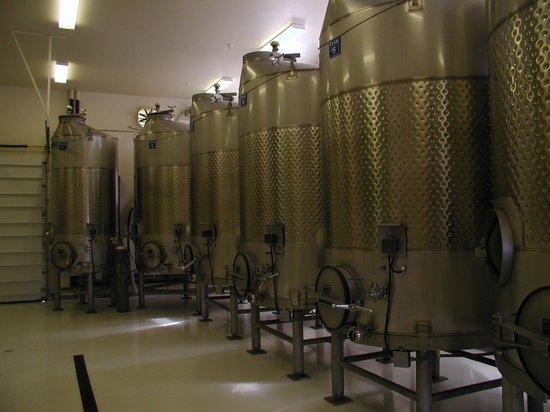 Grand Junction, Kolorado: Fermentation Tanks