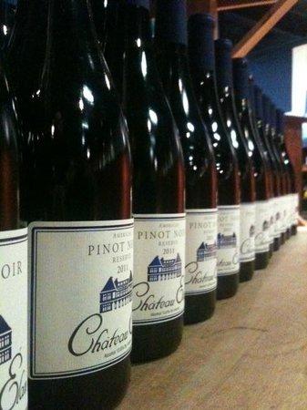The Spa at Chateau Elan:                   The Pinot Nior