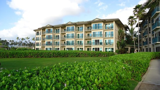 Waipouli Beach Resort :                   Building G