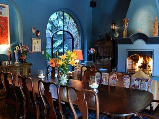 Casa de la Cuesta: Dining Room