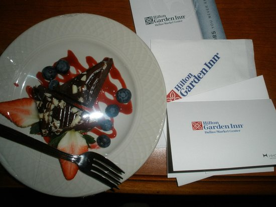 Hilton Garden Inn Dallas / Market Center: Welcome