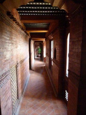 Kantipur Temple House: hallway