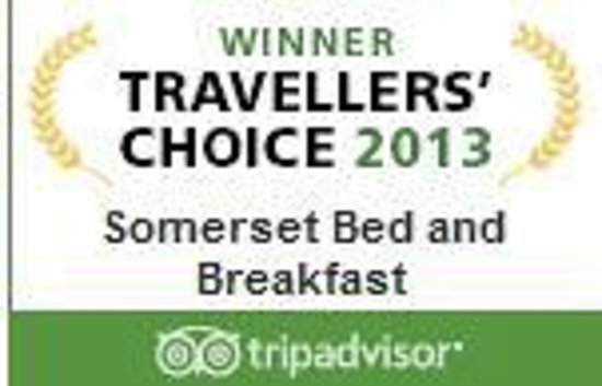 Somerset Bed and Breakfast: Travellers' Choice Award