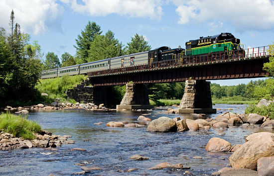 Adirondack Scenic Railroad: getlstd_property_photo