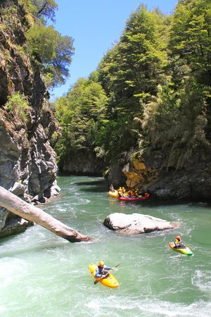 Curarrehue, Chile: Fun in the sun!