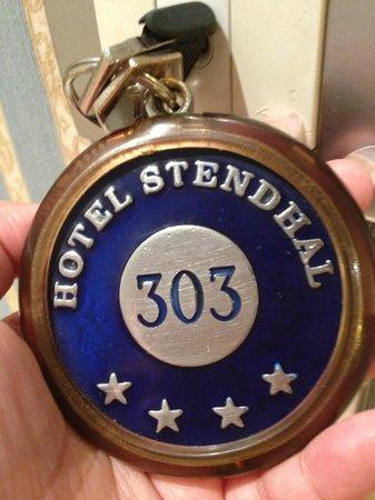 โรงแรมสเตนดาล: Wonderful upgrade