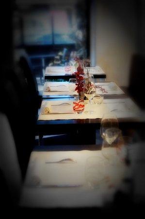 Vino & Cucina: La salle de restaurant