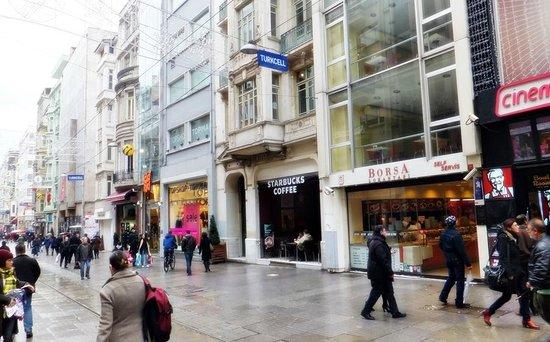 Ala Suites : Istiklal Avenue
