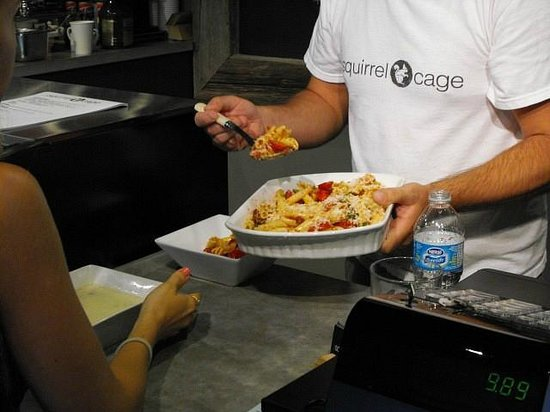 The Squirrel Cage: Mmmm Pasta Salad