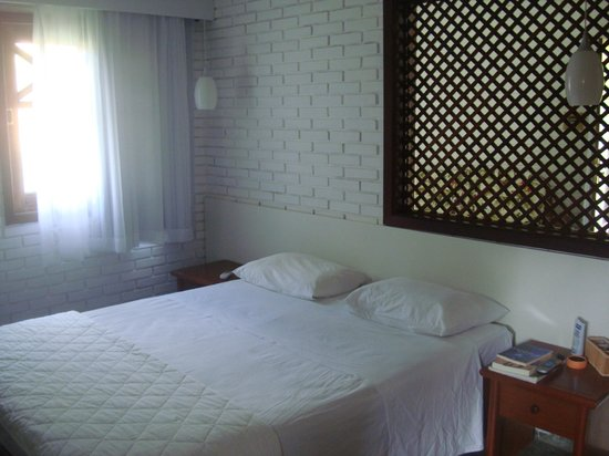 D'Aldeia Village Hotel : Quarto do Chalé