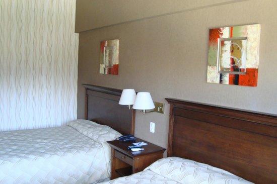 Howard Johnson Resort Pilar: Habitación de lujo