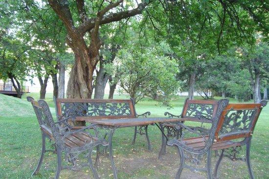 Howard Johnson Resort Pilar: Parque