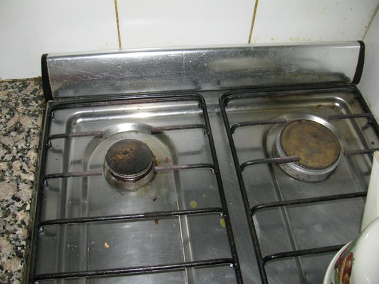 Foto de Tata Inti, Merlo: Cocina sucia - TripAdvisor