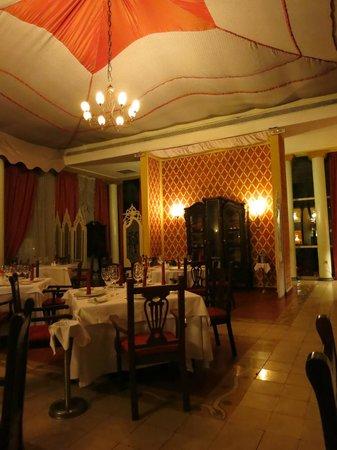 All a la carte restaurants at Paradisus Varadero
