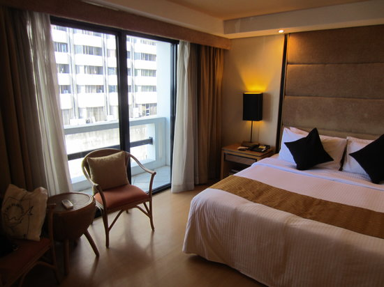 G Hotel Manila by Waterfront:                   Room