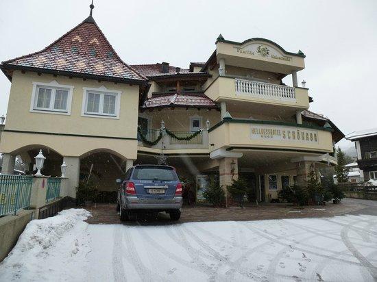 WellnessHotel Schönruh:                                     hotel
