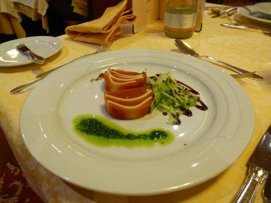 WellnessHotel Schönruh:                                     repas