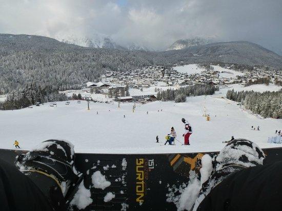 WellnessHotel Schönruh:                                     piste de ski