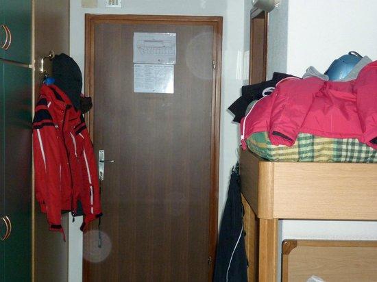 Sport Hotel Pampeago :                   La nostra camera