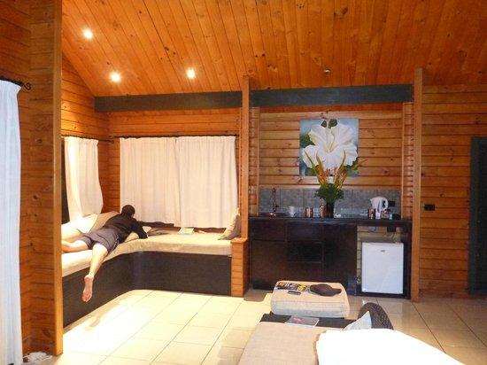 Taveuni Island Resort & Spa :                   the kitchenette