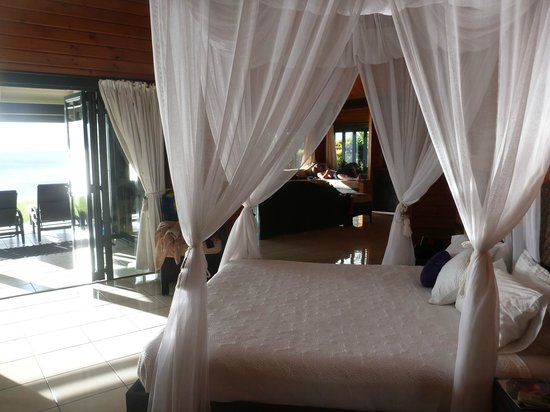 Taveuni Island Resort & Spa:                   the bedroom
