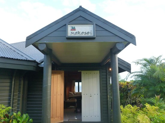 Taveuni Island Resort & Spa:                   our bure