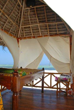 Zanzibar House: Massage & Treatment