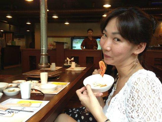 Gahyo: Ms Soju