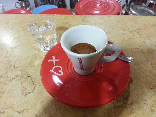 Crema e Cioccolato :                   caffe