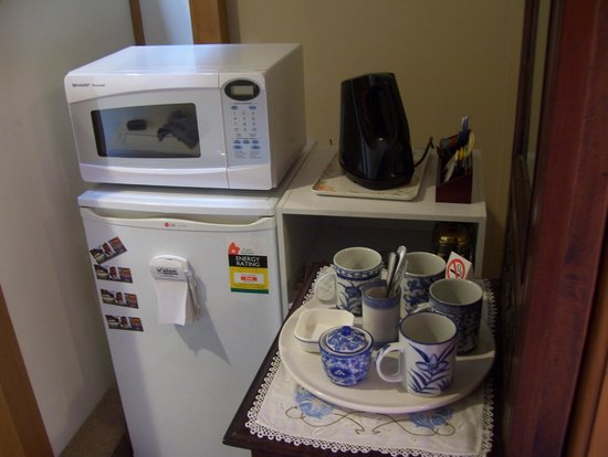 Blueberry Cottage Bed & Breakfast: Bedroom access to facilities