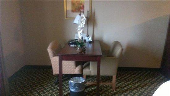 Hampton Inn & Suites Ankeny: Work Station / Desk