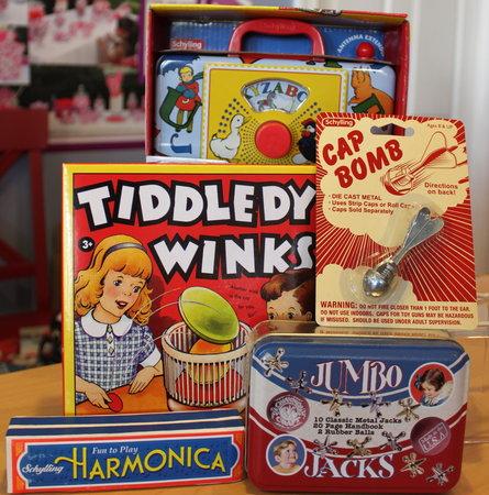 Georgie Lou's Retro Candy: Retro toys and games at Georgie Lou's.