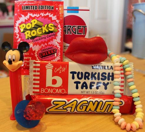 Georgie Lou's Retro Candy : Retro candy favorites at Georgie Lou's.