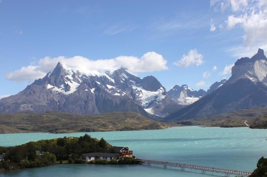 Tierra Patagonia Hotel & Spa:                   Vista del paisaje