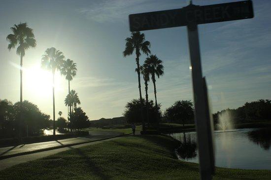 Mystic Dunes Resort & Golf Club:                   Beautiful grounds