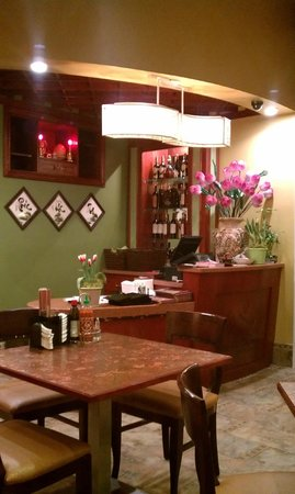 Vietnamese Noodles Restaurant:                                     Interior