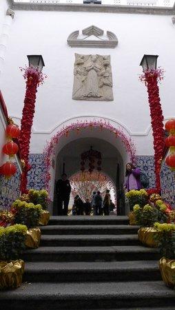 Leal Senado (Municipal Council): Leal Senado - CNY decorations