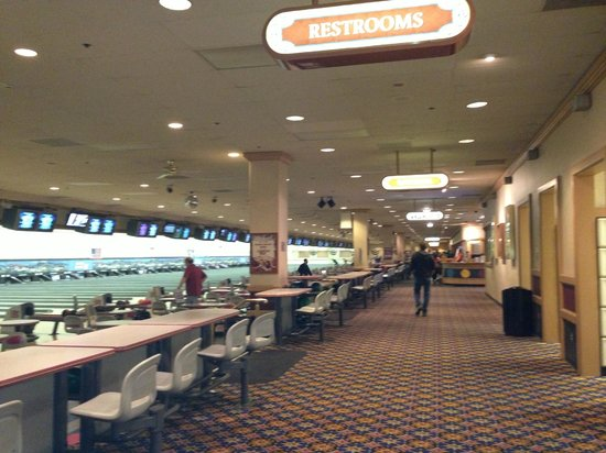 Las Vegas Strip Hotels Bowling Alley - Nude Photos-5328