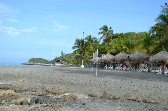 Estelar Santamar Hotel & Convention Center :                   beach
